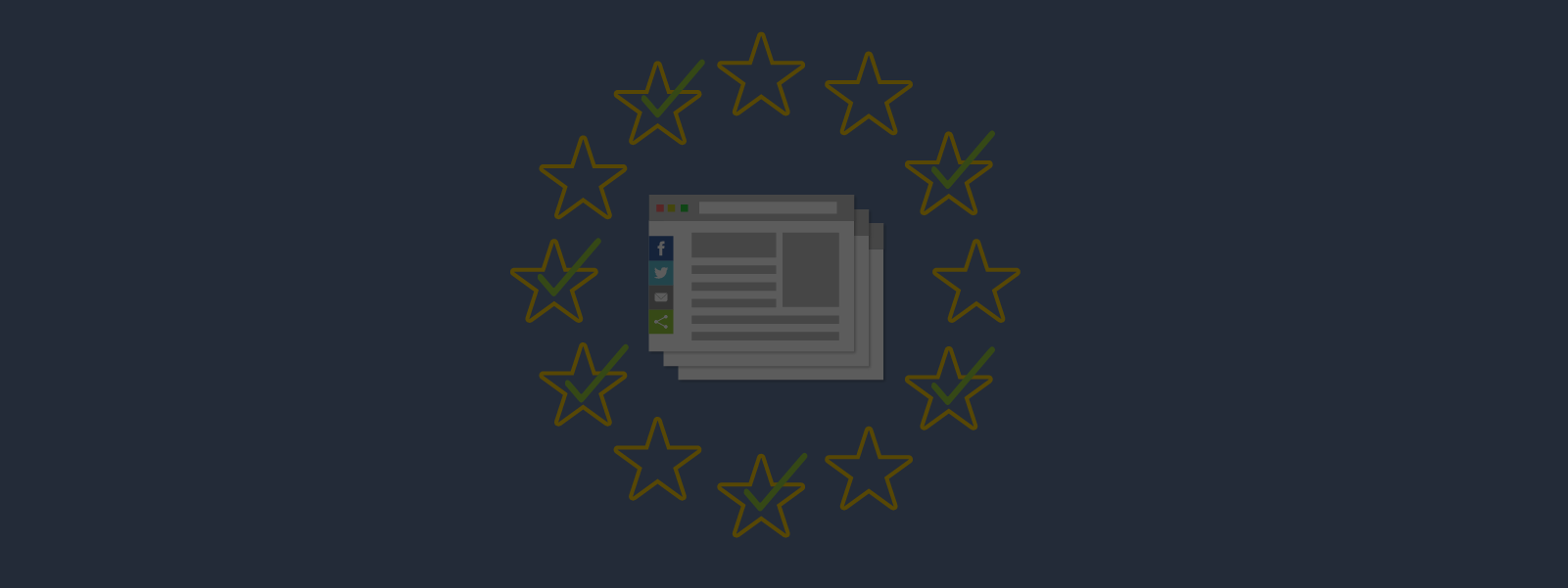 GDPR checklist for publishers & website owners
