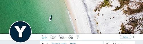 Die perfekte Twitter-Header-Größe (plus Design-Tipps