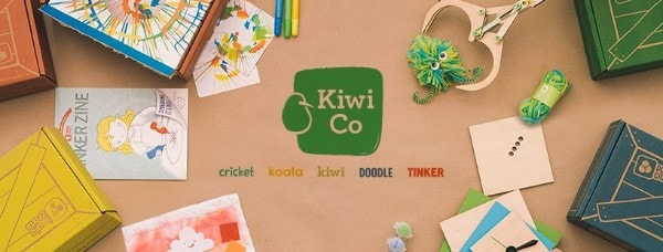KiwiCo Facebook cover photo