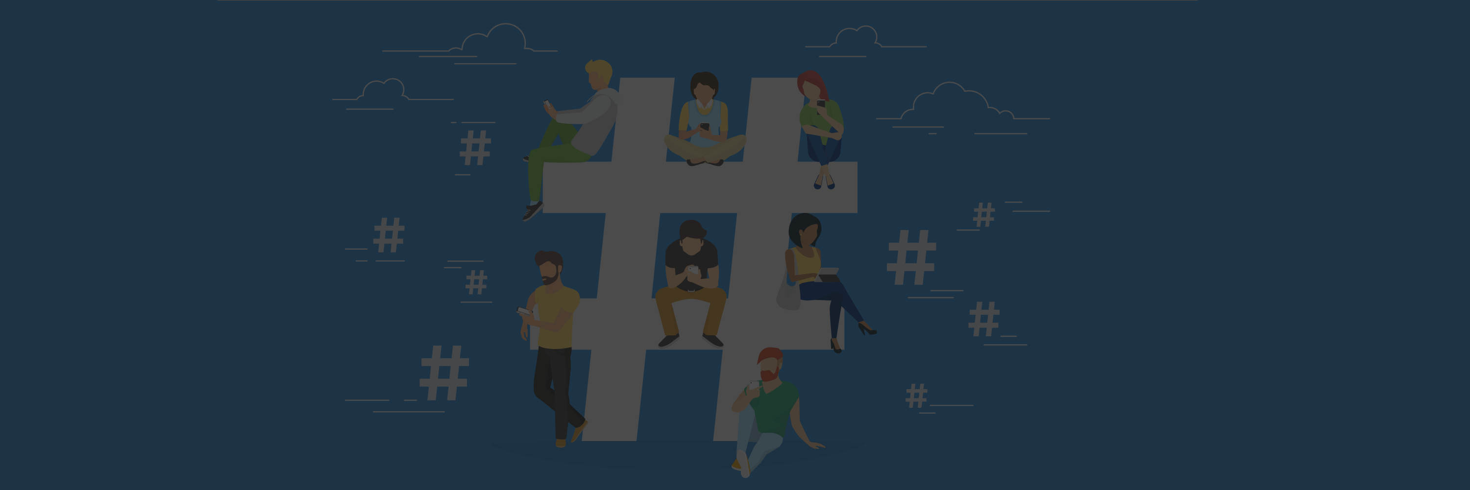 The marketer's guide to Twitter trending hashtags