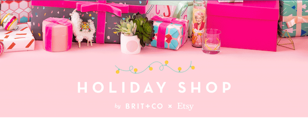 Brit + Co Facebook cover photo