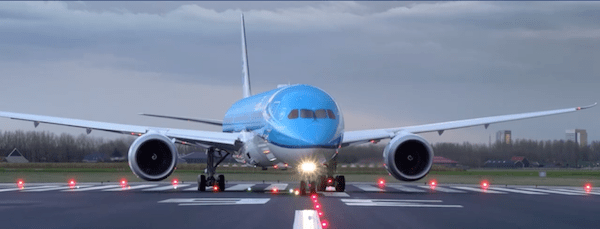 KLM Facebook cover photo