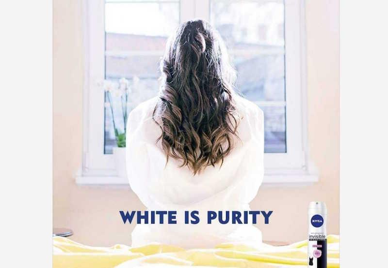 Nivea White is Purity campaign