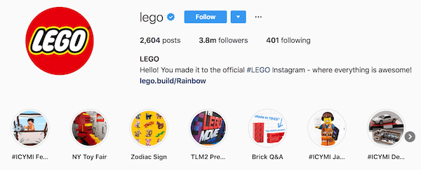 Marketer's guide to Instagram bios: tips, examples & more